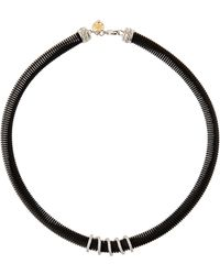 Alor - Kai Coiled Diamond Necklace - Lyst