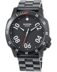Nixon - 44mm Ranger Bracelet Watch - Lyst
