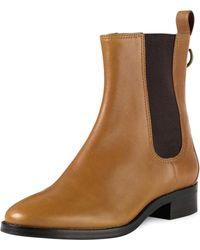 Cole Haan - Evan Air Short Waterproof Leather Boot - Lyst