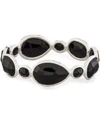 Ippolita - Rock Candy® Black Onyx Large Gelato Bangle - Lyst