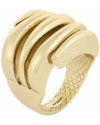 Laundry by Shelli Segal - Sculptural Ring - Lyst