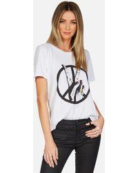 Lauren Moshi - Croft Peace Sign Hand - Lyst