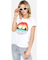 Lauren Moshi - Edda Rainbow Gap Mouth - Lyst