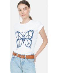 Lauren Moshi - Croft Peace Butterfly - Lyst