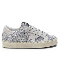 Golden Goose Deluxe Brand - Sneaker Hi Star Glitter - Lyst