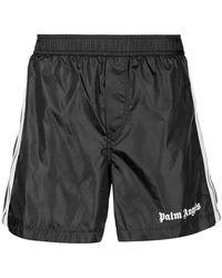 Palm Angels - Black Swimsuit - Lyst