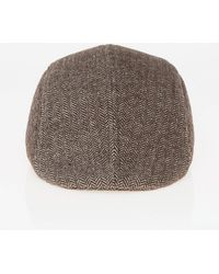 Le Chateau - Wool Blend Ivy Hat - Lyst