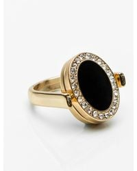 Le Chateau - 2-in-1 Gem Ring - Lyst