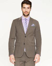 Le Chateau - Wool Blend Slim Fit Blazer - Lyst