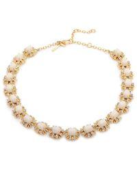 Lele Sadoughi - Solstice Necklace, Sand - Lyst