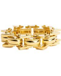 Lele Sadoughi - Slim Satellite Bracelet - Lyst