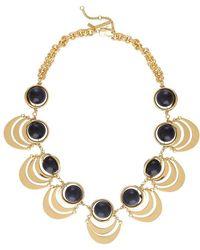 Lele Sadoughi - Orbit Necklace - Lyst