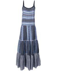 lemlem - Lucy Tiered Dress - Lyst
