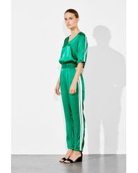 Just Female - Petra Pants | Verdant Green - Lyst