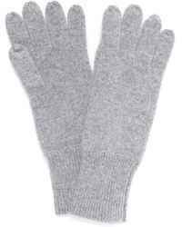 CASH CA - Milled Cashmere Gloves - Lyst