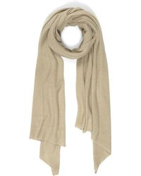 CASH CA - Cashmere Knitted Scarf - Lyst