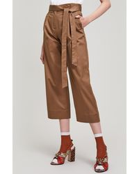 Sessun - Ueno Cropped Trousers - Lyst
