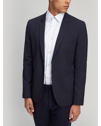 PS by Paul Smith - Stretch Slim Fit Blazer - Lyst