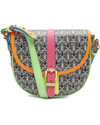 Liberty - Neon Carnaby Cross-body In Iphis Canvas - Lyst
