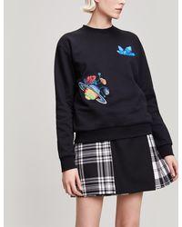 Paul Smith - Embroidered Gem Planet Sweatshirt - Lyst