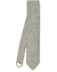 Oliver Spencer - Knitted Wool Tie - Lyst