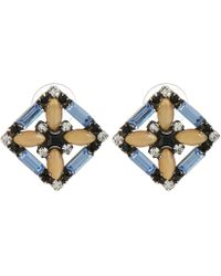 DANNIJO - Sondrio Earrings - Lyst