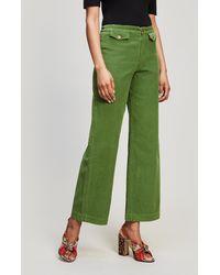 Paloma Wool - Lagos Wide Leg Corduroy Trousers - Lyst