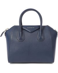 Givenchy - Antigona Small Leather Sugar Tote Bag - Lyst