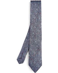 Liberty - Arundel Woven Silk Tie - Lyst
