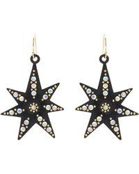 Lulu Frost - Orana Star Earrings - Lyst
