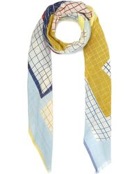 Inouitoosh - Nima Cotton Scarf - Lyst