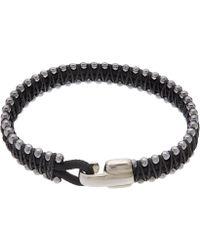 Miansai - Turner Solid Rope Bracelet - Lyst