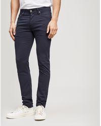 AG Jeans - Stockton Skinny Jeans - Lyst