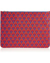 Liberty - Oversized Pouch - Lyst