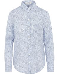Liberty - Katie And Millie Women's Linen Bryony Shirt - Lyst