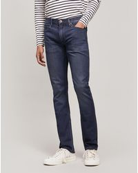 PAIGE - Federal Blakely Straight-leg Jeans - Lyst