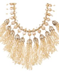 Rosantica - Grillo Mop Beads Necklace - Lyst