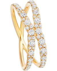 Astley Clarke - Gold Fusion Interstellar Diamond Ring - Lyst