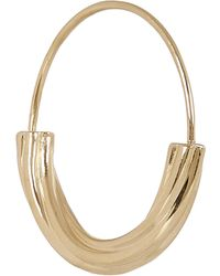 Maria Black - Gold-plated Tove Small Hoop Earring - Lyst