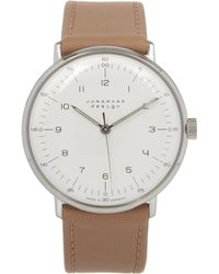 Junghans - Max Bill Hand-winding Watch - Lyst