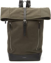 Sandqvist - Marius Roll-top Backpack - Lyst