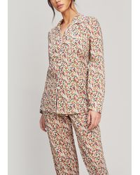 Liberty - Valencia Tana Lawntm Cotton Pyjama Set - Lyst