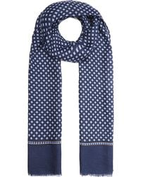 Nick Bronson - Square Print Scarf - Lyst