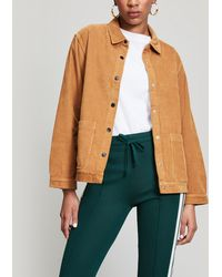 Folk - Painter Cotton Jacket - Lyst