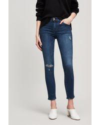 J Brand - Mid-rise Super-skinny Jeans - Lyst
