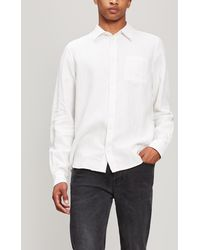 Norse Projects - Osvald Textured Shirt - Lyst