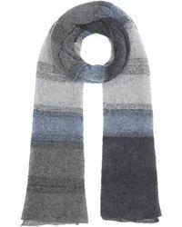 Quinton-chadwick - Cloud Stripe Scarf - Lyst