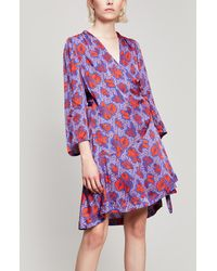 Rodebjer - Milia Wrap-dress - Lyst