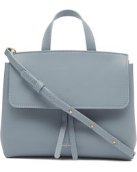 Mansur Gavriel - Leather Mini Mini Lady Bag - Lyst
