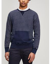 RRL - Double V Pouch Sweat - Lyst